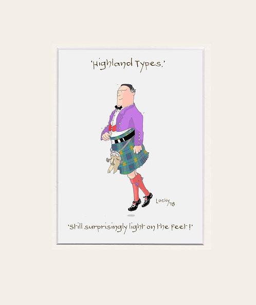 Highland Flummery - 'Still surprisingly....'