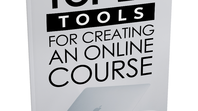 Top 20 Tools For Creating an Online Course