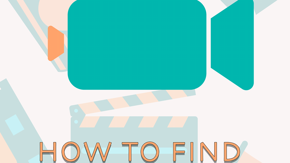 How To Find Film Locations