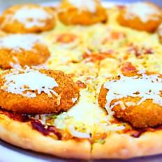 メンチピザ