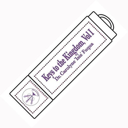 Audio Book -  The Keys Vol I
