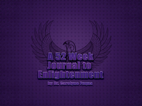A 52 Week Journal to Enlightenment