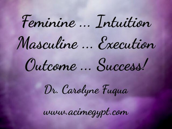 Intuition & Execution