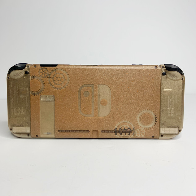 Steampunk Nintendo Switch