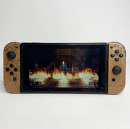 Steampunk Nintendo Switch