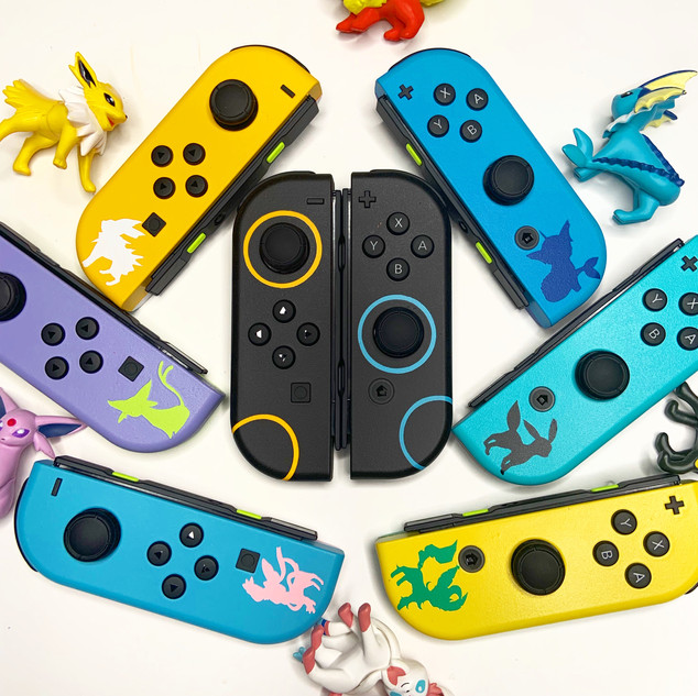 Pokemon Joy-Cons