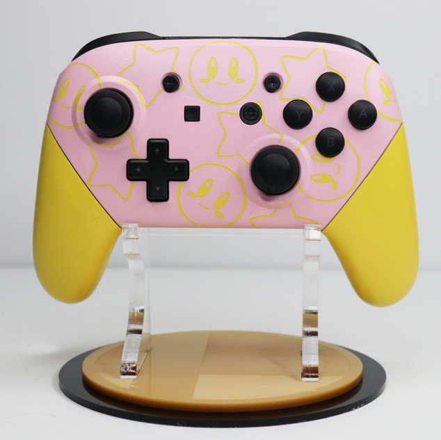 Kirby Pro Controller
