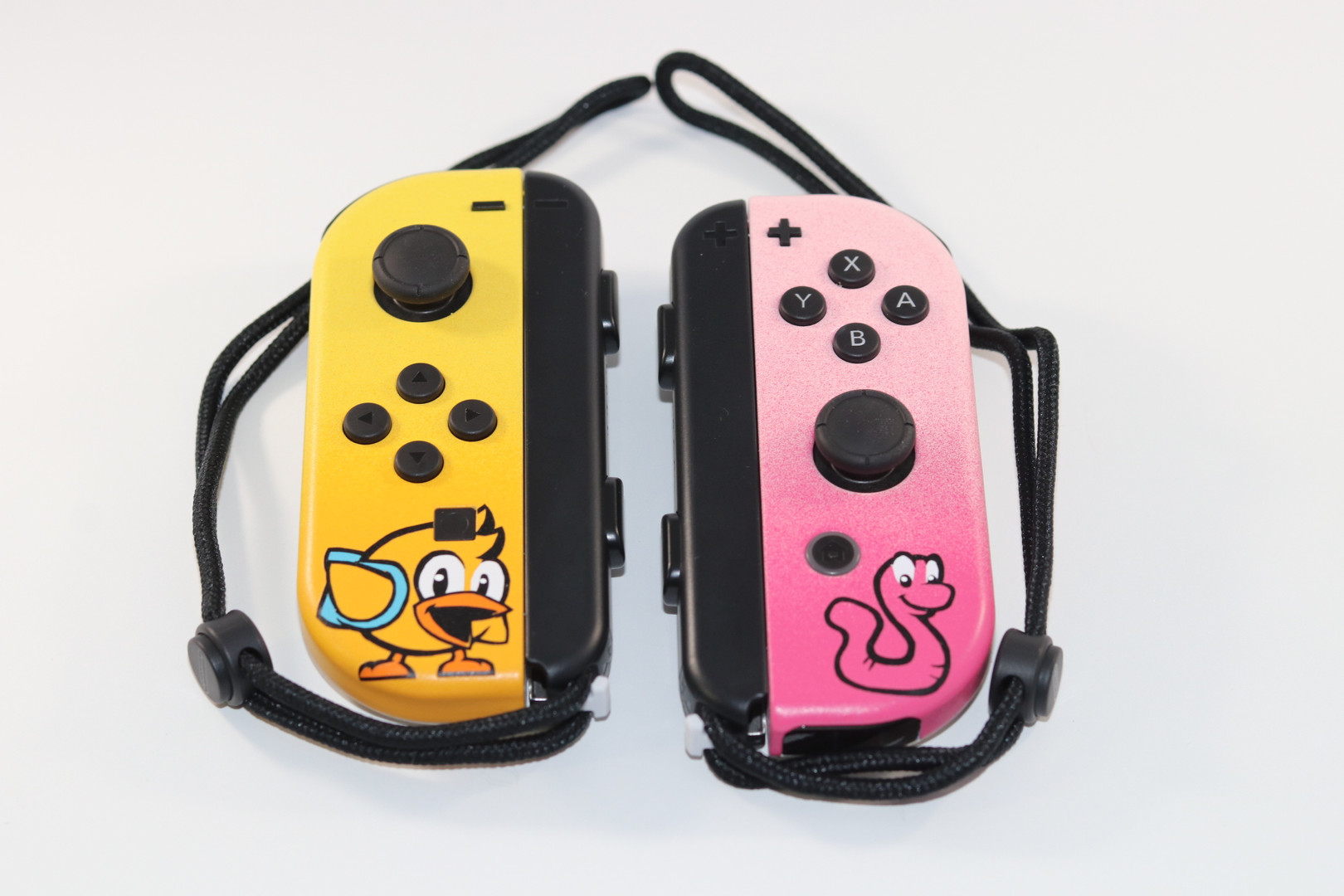 Chicken Wiggle Workshop Joy-cons