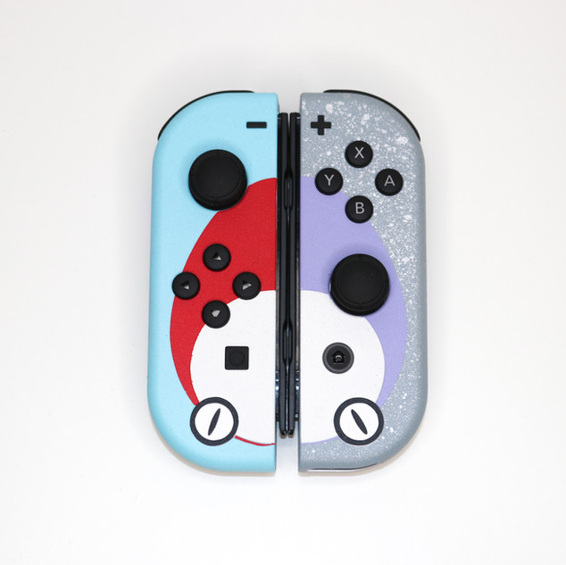 Dracovish Joy-Cons