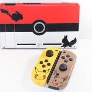 Pikachu and Eevee Nintendo Switch