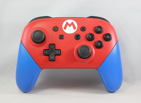 Nintendo Switch Controllers New Available!