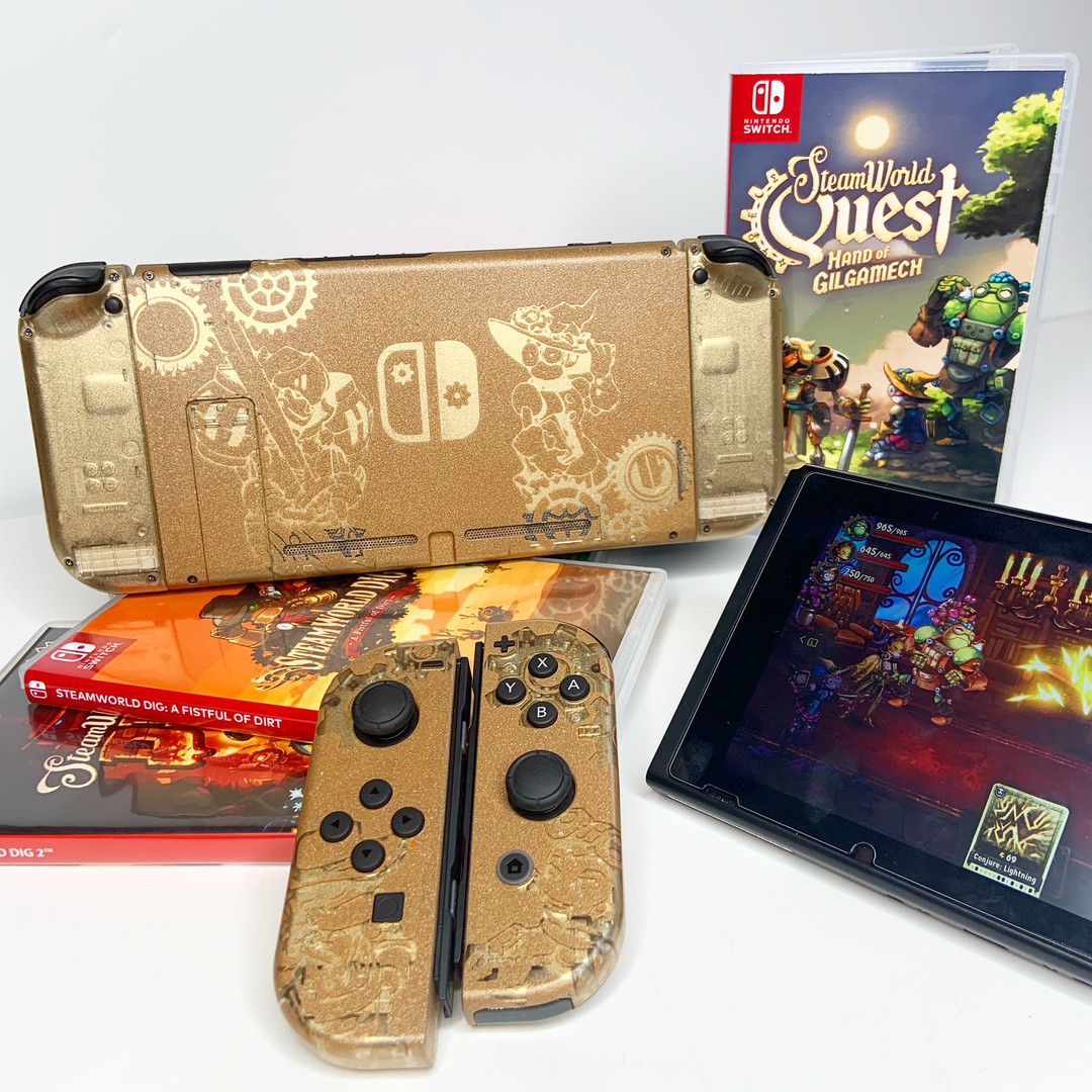SteamWorld Quest Switch