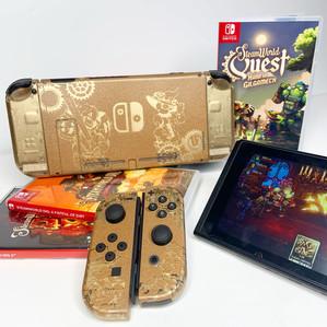 SteamWorld Quest Switch
