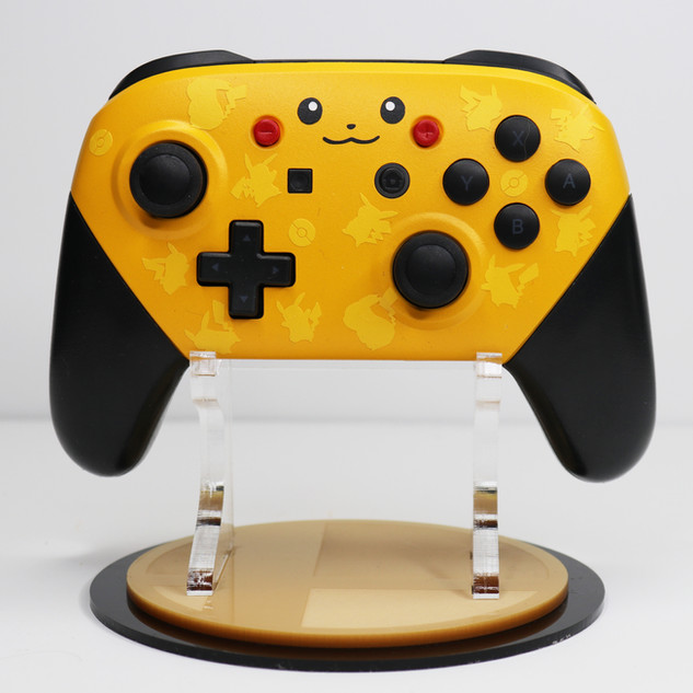 Pikachu Pro Controller