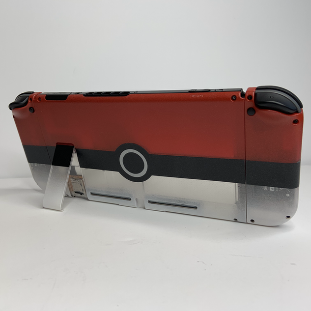 Pokeball Switch