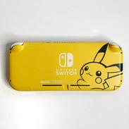 Pikachu Switch Lite