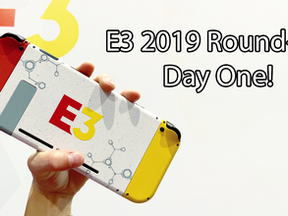 E3 Round-Up Day One!