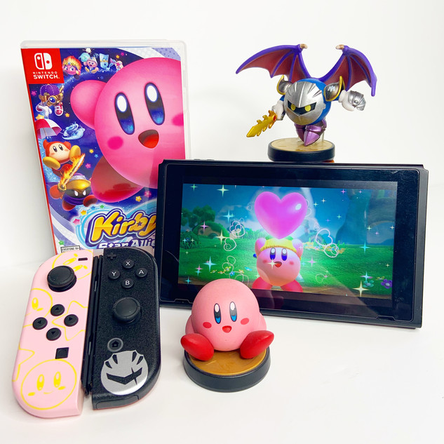 Kirby Joy-Cons