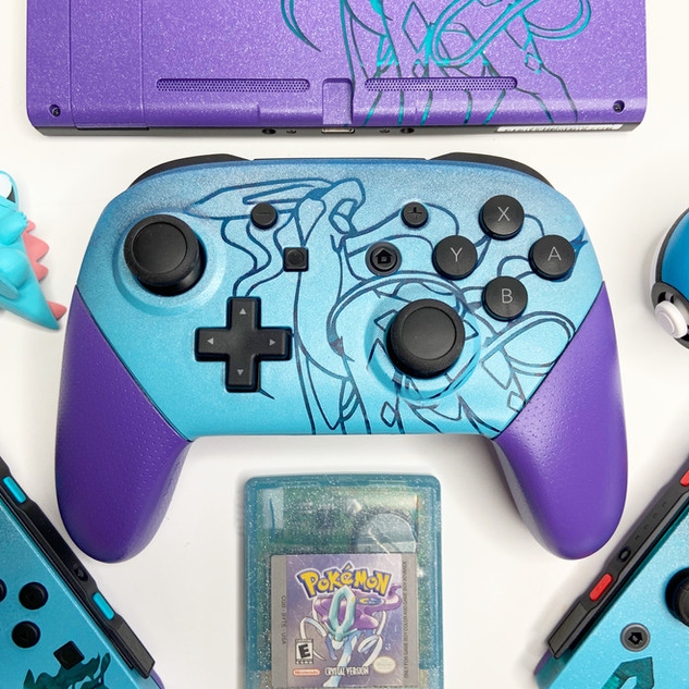 Suicune Pro Controller