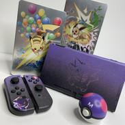 Gengar Nintendo Switch