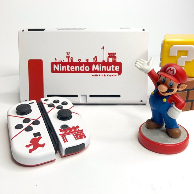 Nintendo Minute Switch