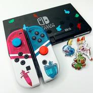 Pokemon Sword and Shield Switch