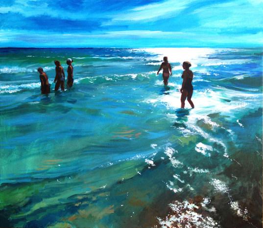 Between the Waves