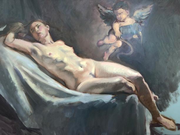 Venus & Cupid