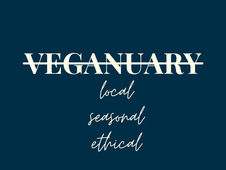 Veganuary. What does it mean to you?