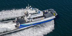 Atlantic Wind Transfers Purpose Built Offshore Wind Crew Transfer Vessels