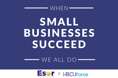 Supporting Small Businesses using Salesforce!
