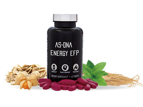 Energy EFP with Cognizin® Smart Pack