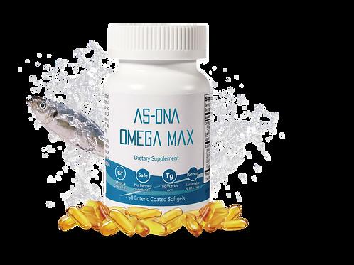 Omega  魚油精華素