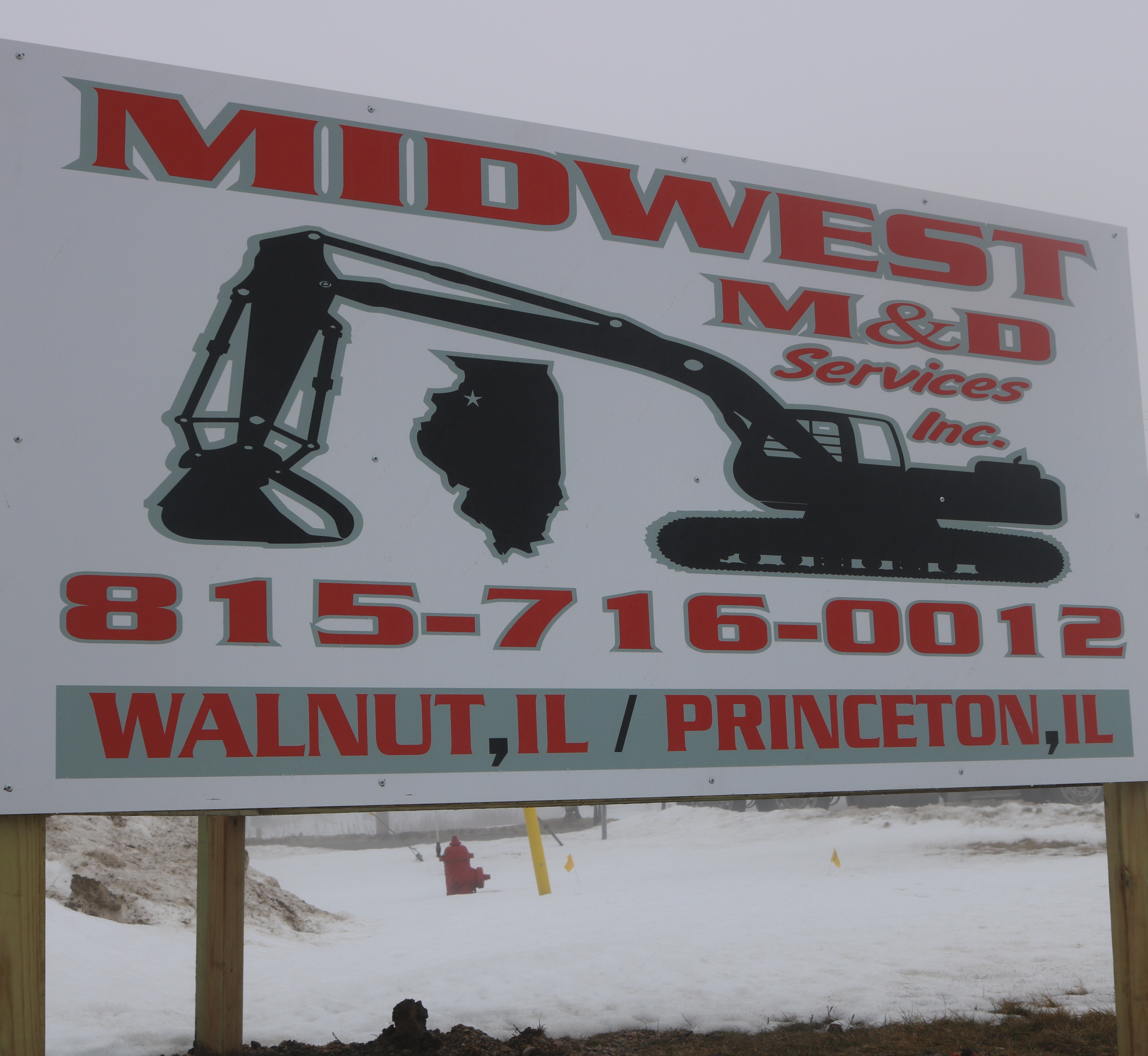 Business Sign