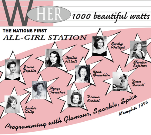 WHER All Girl Radio Station
