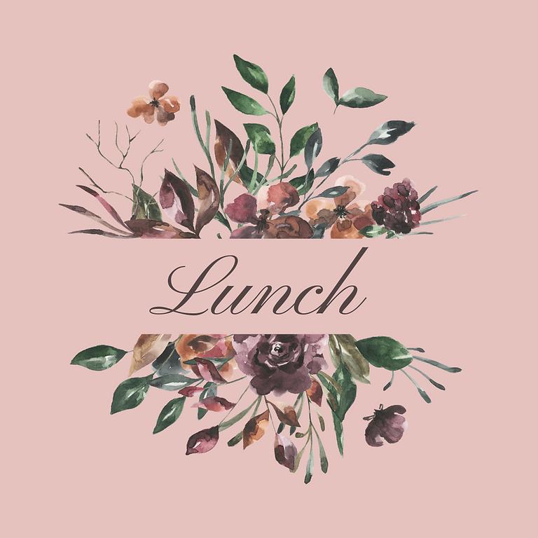 Memorial Service Lunch