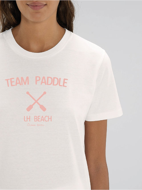 T-shirt TEAM PADDLE BLUSH