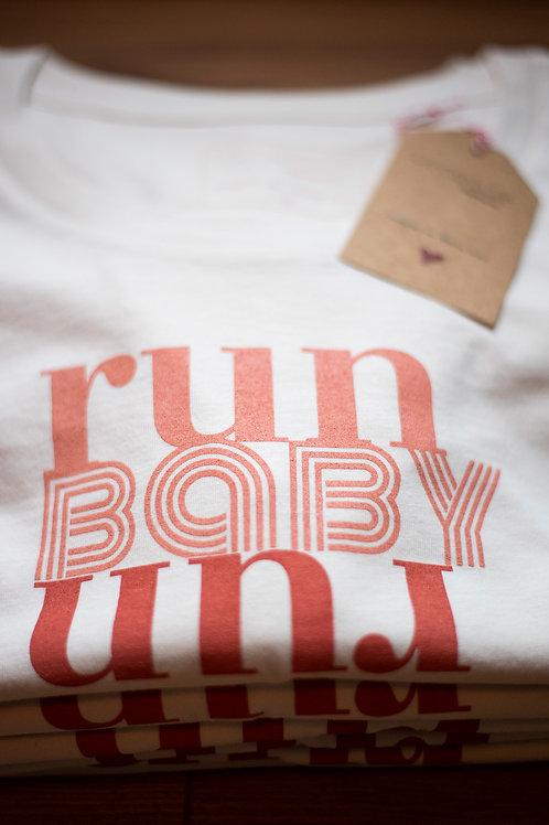 Tshirt RUN BABY