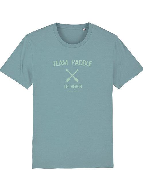 T-shirt TEAM PADDLE MENTHE