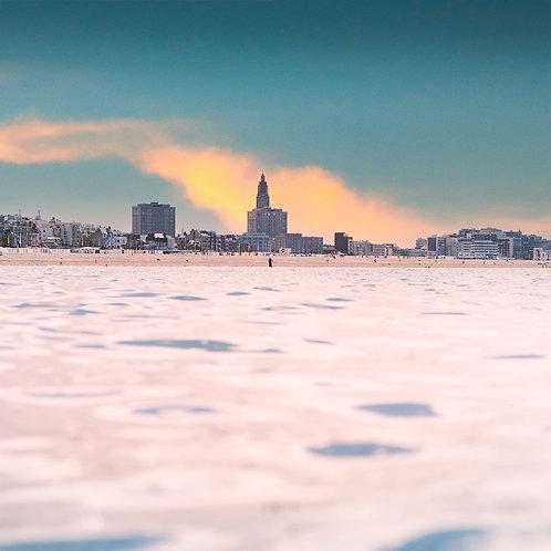 l'été au Havre