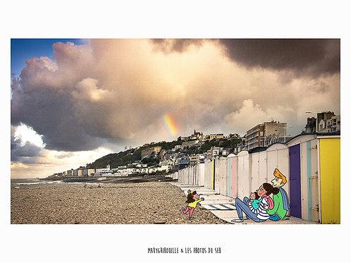Sainte Adresse Rainbow
