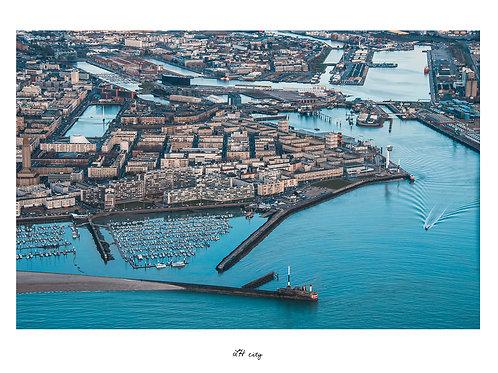 LH city - aerial