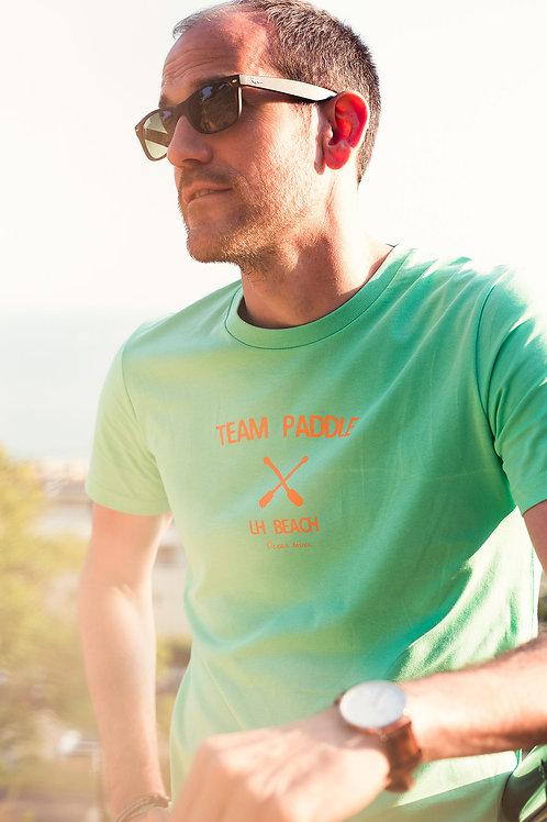 T-shirt TEAM PADDLE VERT