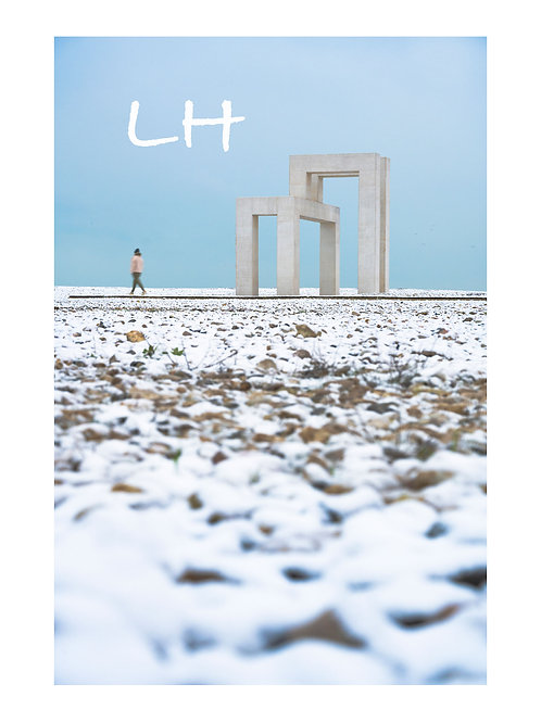 LH sous la neige