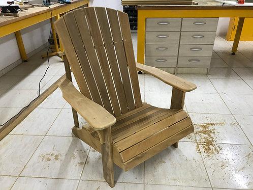 Cadeira - Adirondack Chair