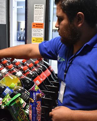 Vending Machine Querétaro