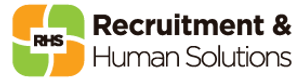 rhs logo recruitment & human solutions logo