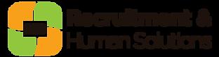 rhs logo recruitment & human solutions logo