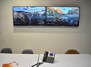 Renta de sala de juntas para videollamada