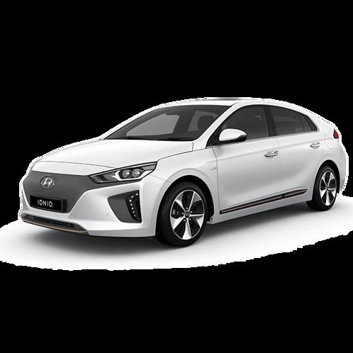 Hyundai Ioniq ukes leie
